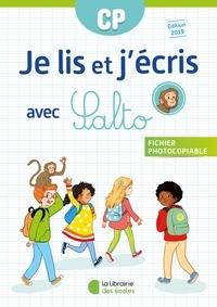 Agnès Diallo et Yolaine Garcia - Je lis et j'écris avec Salto - Fichier photocopiable.