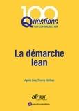 Agnès Dies et Thierry Vérilhac - La démarche lean.