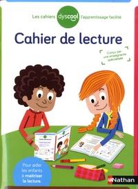Agnès Djellab et Florence Langlois - Cahier de lecture.