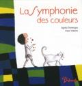 Agnès Domergue et Irene Valente - La symphonie des couleurs.