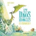 Agnès Ernoult et  Pog - Les dinos décongelés.