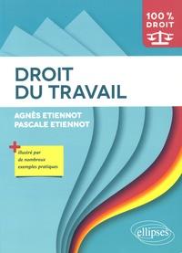 Agnès Etiennot et Pascale Etiennot - Droit du travail.