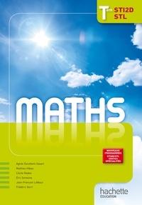 Agnès Excellent-Savart et Mathieu Hibou - Maths Tle STI2D-STL.