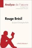 Agnès Fleury et Marie-Sophie Wauquez - Rouge Brésil de Jean-Christophe Rufin (Analyse de l'œuvre) - Comprendre la littérature avec lePetitLittéraire.fr.