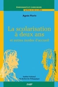 Thérèse Boisdon - La scolarisation à deux ans - Et autres modes d'accueil des jeunes enfants.