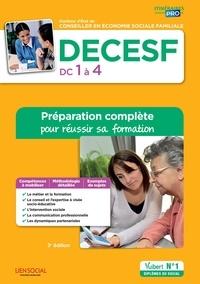 Audio gratuit pour les téléchargements de livres DECESF DC 1 à 4  - Diplôme d'Etat de Conseiller en économie sociale familiale (Litterature Francaise)