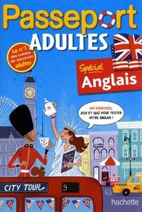 Agnès Gabrielli - Passeport adultes Spécial anglais.