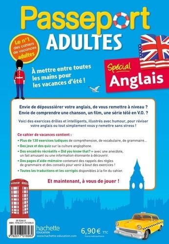 Passeport adultes Spécial anglais