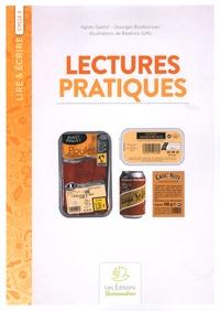 Agnès Galifot et Georges Boulestreau - Lectures pratiques.