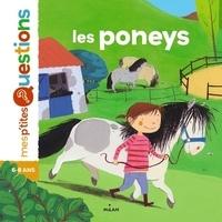 Agnès Galletier et Claire Le Grand - Les poneys.