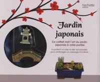 Accentsonline.fr Jardin japonais - Ce coffret met l'art du jardin japonais à votre portée : contient un livre et des accessoires pour aménager un paysage miniature Image