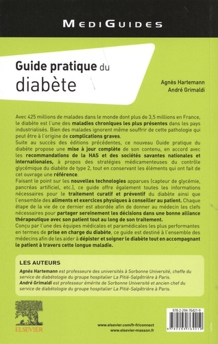 Guide pratique du diabète 6e édition