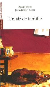 Agnès Jaoui et Jean-Pierre Bacri - Un air de famille.
