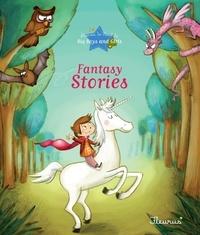 Agnès Laroche et Ghislaine Biondi - Fantasy Stories.