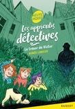 Agnès Laroche - Les apprentis détectives - Le trésor de Victor.