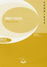 Droit fiscal - Corrigés.pdf