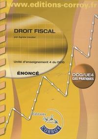 Droit UE4 du DCG - Enoncé.pdf