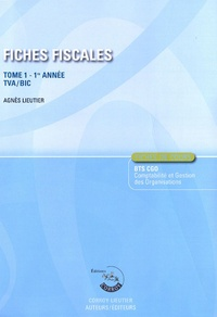 Galabria.be Fiches fiscales BTS CGO - Tome 1 Image