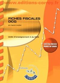 Rhonealpesinfo.fr Fiches fiscales UE 4 du DCG Image
