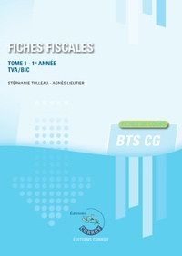 Deedr.fr Fiches fiscales - Tome 1 Image