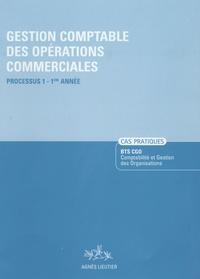 Deedr.fr Gestion comptable des opérations commerciales, BTS CGO - Cas pratiques, processus 1, 1ère année Image