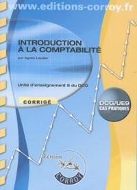 Introduction à la comptabilité UE 9 du DCG - Corrigé.pdf