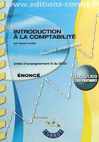 Goodtastepolice.fr Introduction à la comptabilité UE 9 du DCG - Enoncé Image