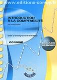 Agnès Lieutier - Introduction à la comptabilité - Corrigé.