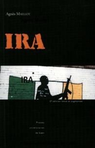 Agnès Maillot - IRA - Les républicains irlandais.