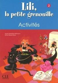 Lili la petite grenouille 2- Activités - Agnès Malfettes-Wittmann | Showmesound.org