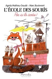 L'école des souris - Agnès Mathieu-Daudé |