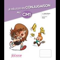 Agnès Maury et  Mouk - Je réussis en conjugaison au CM1.