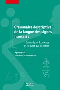 Accentsonline.fr Grammaire descriptive de la langue des signes française - Dynamiques iconiques et linguistique générale Image