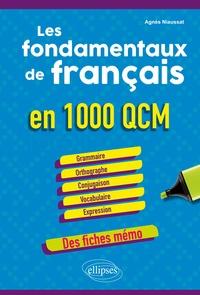 Les fondamentaux de français en 1000 QCM.pdf