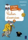 Agnès Perrin - A l'école des albums CP Cahier d'exercices 1 série bleue - 10 exemplaires.