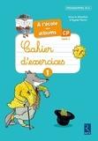 Agnès Perrin - A l'école des albums CP - Cahier d'exercices 1 série bleue.
