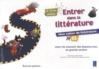 Lemememonde.fr Entrer dans la littérature GS - Mon cahier de littérature Pack de 6 Image