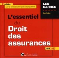 Agnès Pimbert - L'essentiel du Droit des assurances.