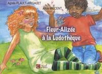 Agnès Plault-Arigault - Fleur-Alizée à la Ludothèque.