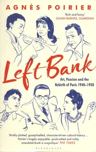 Galabria.be Left Bank - Art, Passion and the Rebirth of Paris 1940-1950 Image