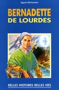 Agnès Richomme - Bernadette de Lourdes.