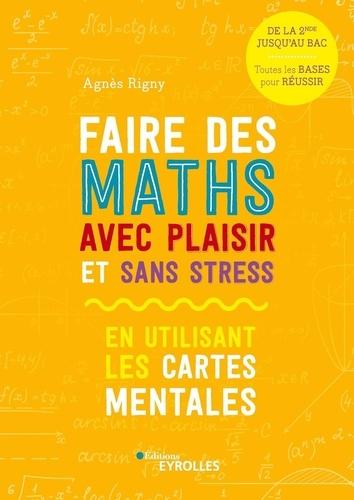 Faire des maths avec plaisir et sans stress en utilisant les cartes mentales