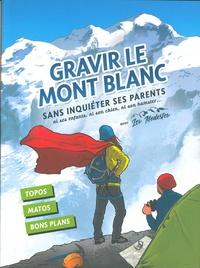 Agnès Rivière et Emmanuelle Callewaert - Gravir le Mont Blanc sans inquiéter ses parents avec Les Modestes.