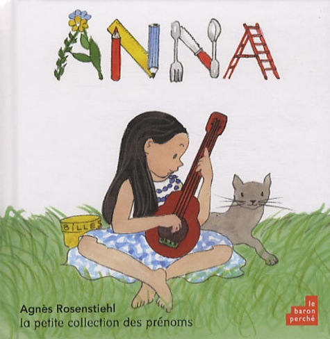 Agnès Rosenstiehl - Anna.