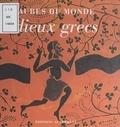 Agnès Rosenstiehl - Dieux grecs - La naissance des dieux par Hésiode et les Hymnes homériques.