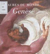 Agnès Rosenstiehl - Genèse - Le début de la Genèse mis en images.