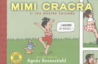 Agnès Rosenstiehl - Mimi Cracra et les quatre saisons - Edition bilingue français-anglais.
