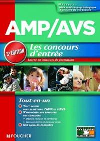Agnès Roux Galibert et Anne Ducastel - AMP/AVS Le concours d'entrée en instituts de formation.