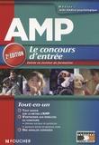 Agnès Roux Galibert et Anne Ducastel - AMP le concours d'entrée en institut de formation.