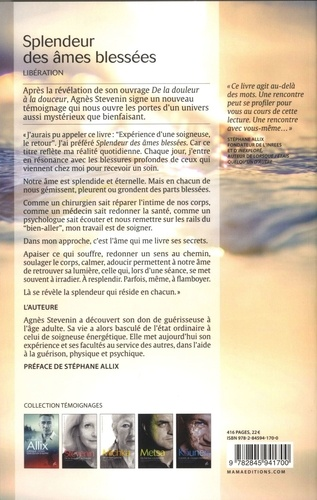 Splendeur des âmes blessées. Libération